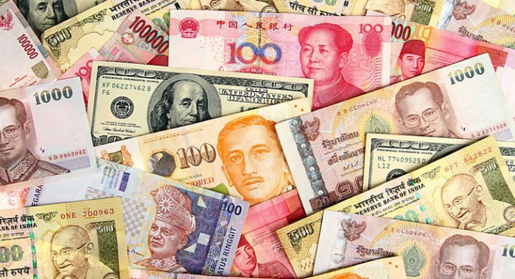 विदेशी मुद्रा भंडार 19 सप्ताह के निचले स्तर पर