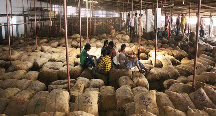 पंजाब: किसानों पर ''आलू मार'', 75 लाख बोरी सड़कों पर बिखरने को तैयार