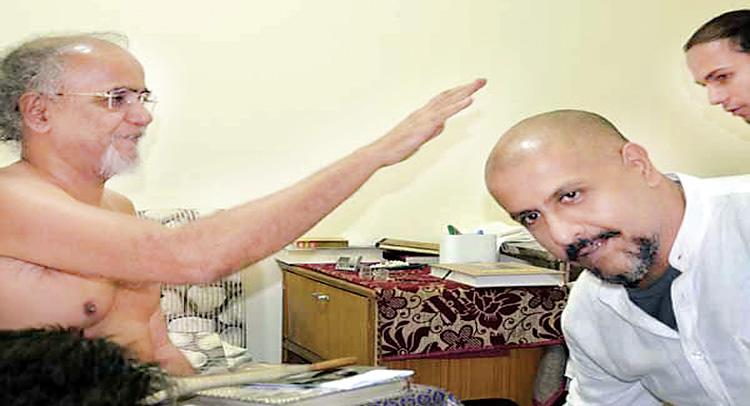 विशाल डडलानी ने जैन मुनि से मांगी माफी