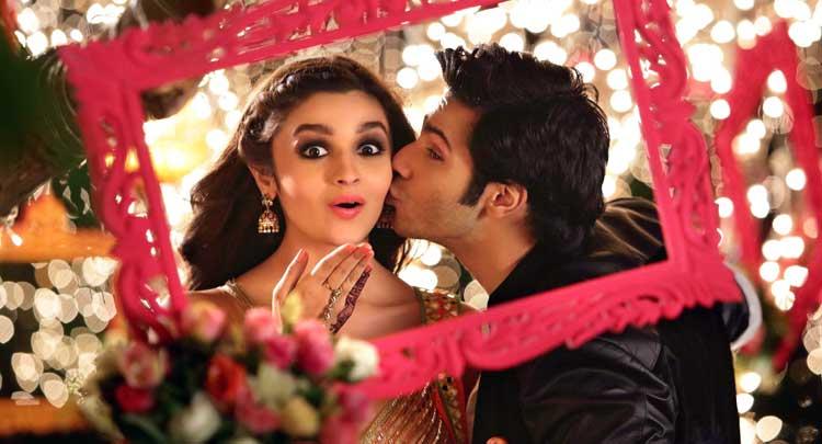 #Valentineday पर आलिया ने शेयर की वरुण के साथ क्यूट वीडियो