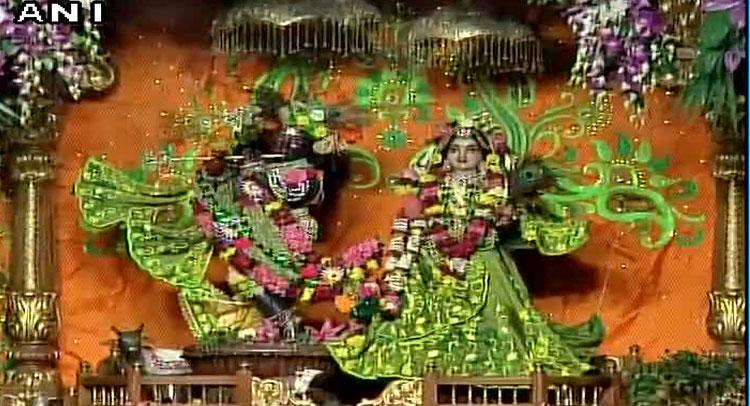 ''आला रे आला..गोविंदा आला'' के साथ कृष्ण जन्माष्टमी की धूम, मंदिरों में उमड़े भक्त
