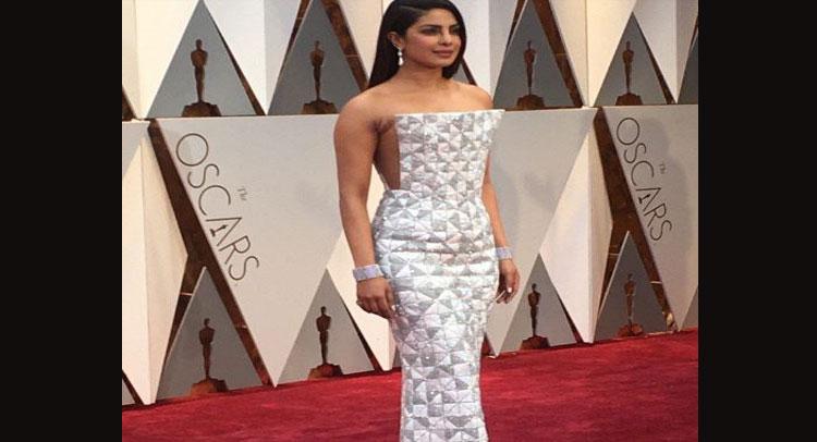 प्रियंका चोपड़ा ही नहीं इस भारतीय अभिनेत्री ने भी की Oscar 2017 में शिरकत