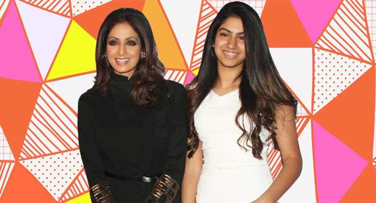 श्रीदेवी की बेटी खुशी ने चुपके से दिया इस शो का ऑडिशन