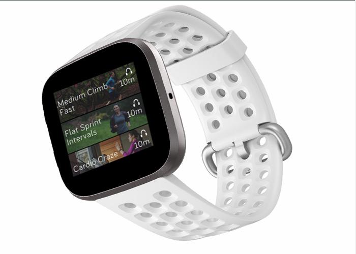 Blast in fitbit smartwatch