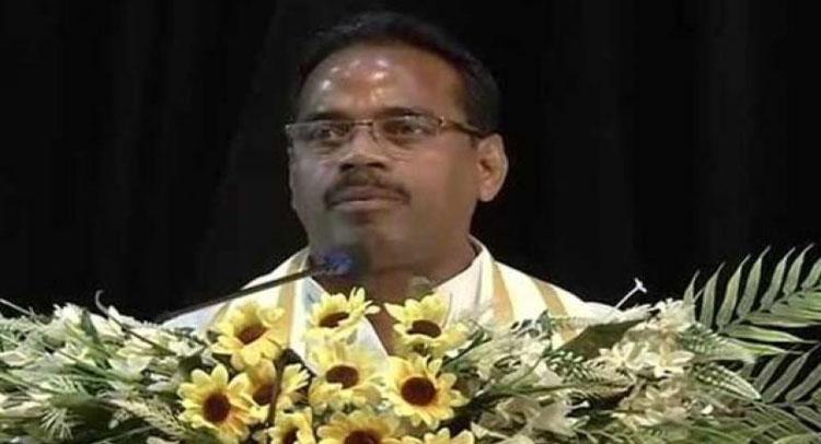 बिहार सरकार के मंत्री का विवादित बयान, कहा- ''भारत माता की जय'' न कहने वाले PAK समर्थक