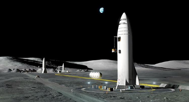 चंद्रमा पर भी जल्द शुरू होगा कारोबार: मून एक्सप्रैस