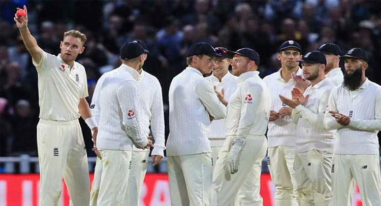 बर्मिंघम टेस्ट : इंगलैंड ने पहले दिन टेस्ट में इंडीज को हराया