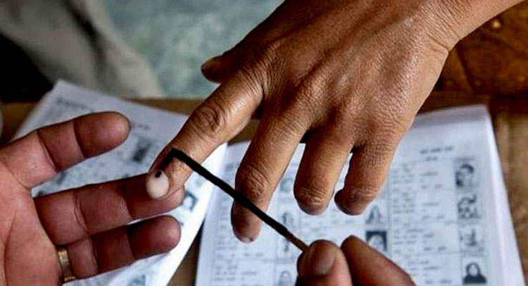 कश्मीर उपचुनाव: 38 मतदान केन्द्रों पर 13 अप्रैल को होगी फिर से वोटिंग
