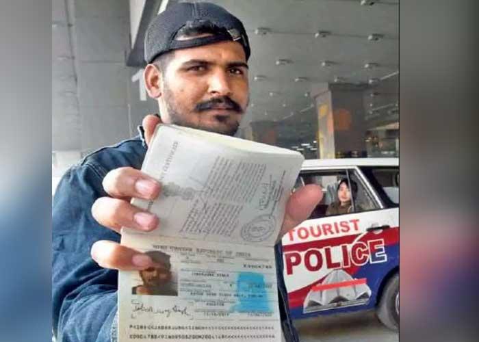 अमेरिका से भारत वापिस आए नागरिक