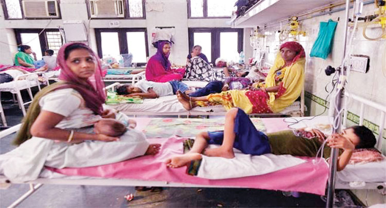 दूसरे दिन भी अस्पतालों में मरीज हुए बेहाल, आगे भी जारी रहेगी हड़ताल