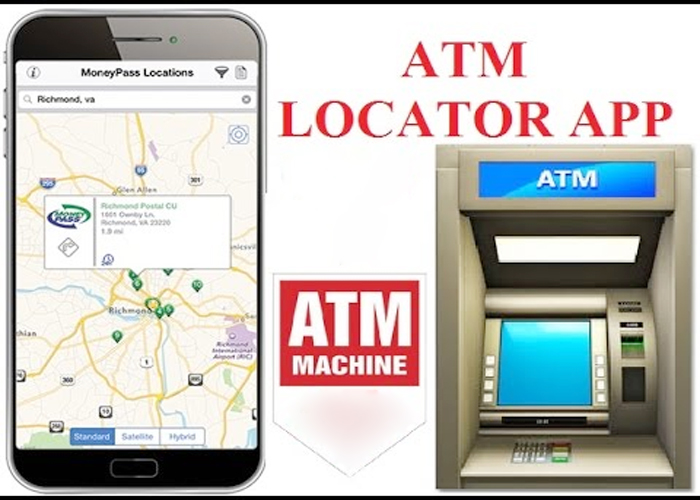 ATM Machine App