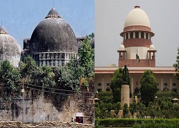 babri masjid ayodhya