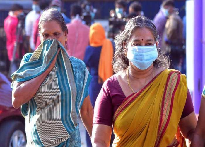 चीन से भारत तक कुछ ऐसे पहुंचा Coronavirus, देखें Pics