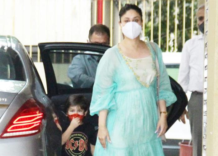 देखें, लॉकडाउन में प्रेग्नेंसी वेट को कैसे कम कर रहीं हैं करीना कपूर खान