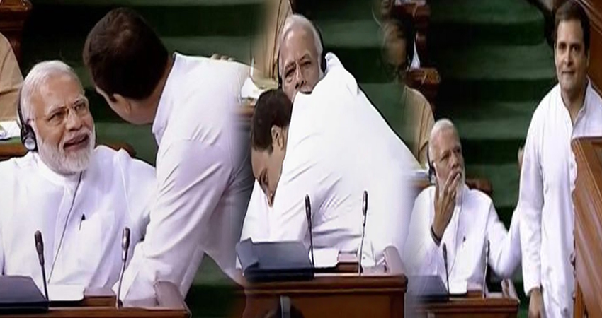 Rahul Gandhi Statement on PM mOdi