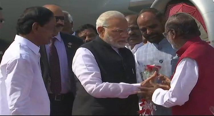 प्रधानमंत्री मोदी ने हैदराबाद मेट्रो का किया उद्घाटन, लोगों को दिया नया तोहफा