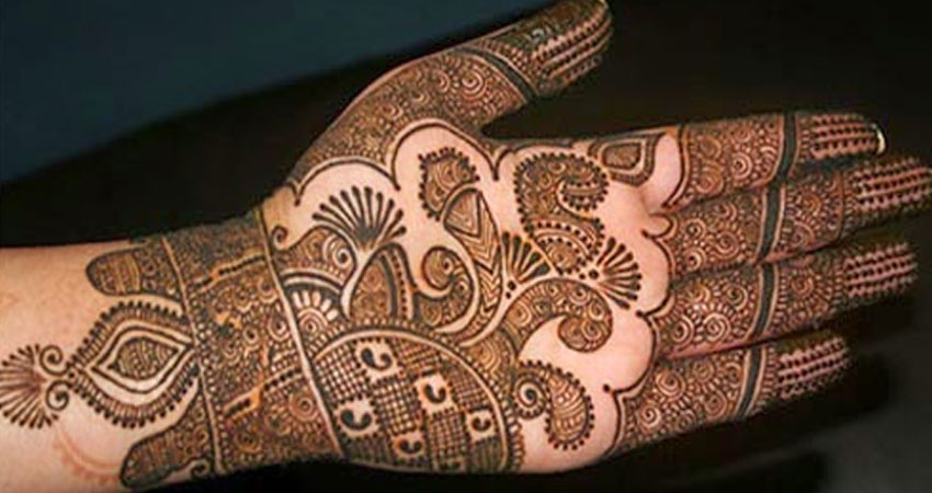 Bengali mehandi design navodaya times