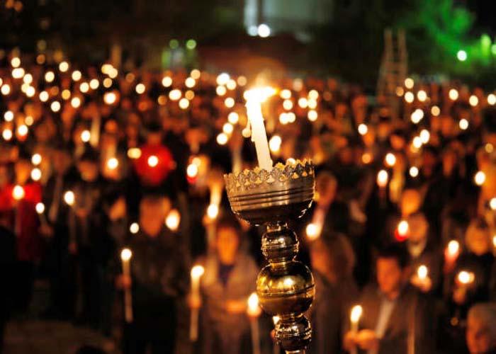 rape case candle march