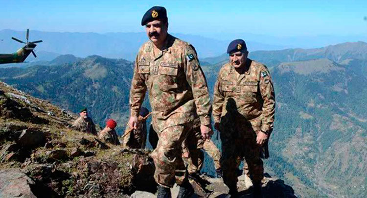 पाक का दावा, उनके मुकाबले भारतीय सेना का हुआ ज्यादा नुकसान