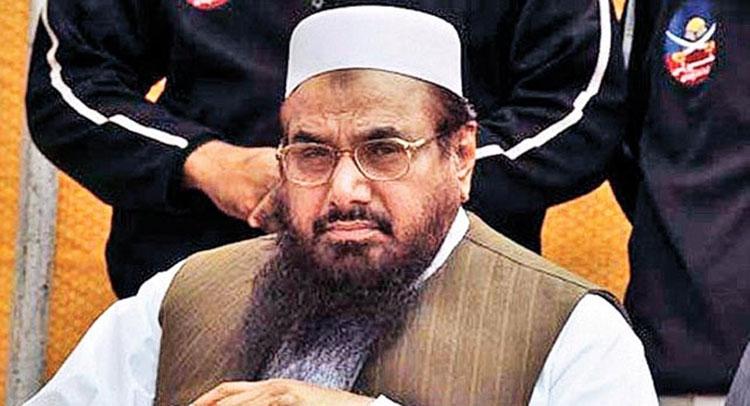 हाफिज के बयान पर गृह मंत्रालय का पलटवार- पाक में फैले आतंकवादियों के एजेंडे को दोहरा रहा  सईद