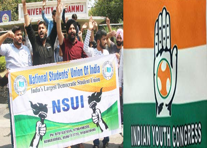 youth congress and NSUI In Congress