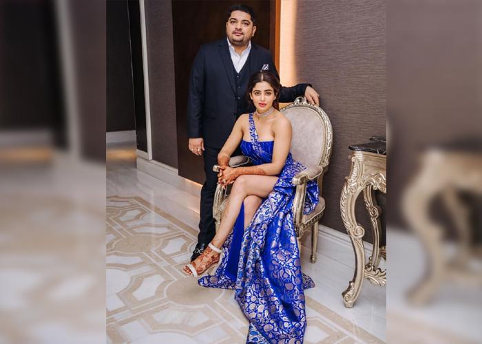 शादी के बंधन मे बंदी नेहा पेंडसे फोटोज हो रही वायरल, देखें तस्वीरें