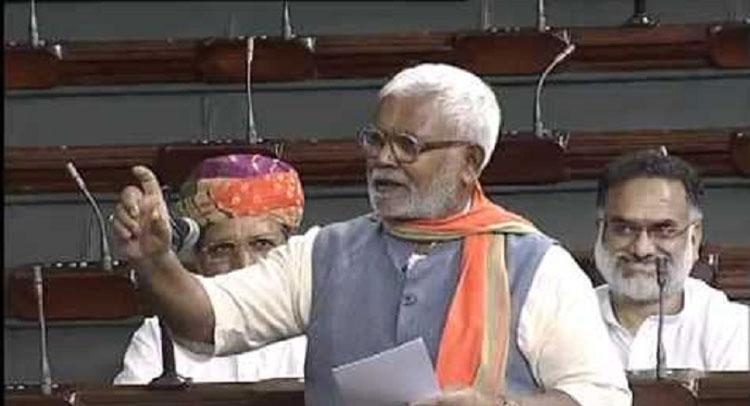 BJP सांसद का विपक्ष को जवाब, असली मॉब लिंचिंग जय श्रीराम बोलने पर माफी मंगवाना