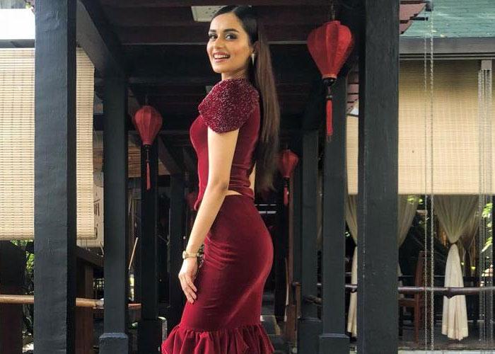 Image result for तस्वीरों में देखें Miss world मानुषी छिल्लर का जलवा