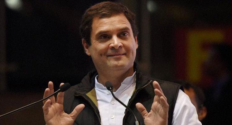 BJP के खिलाफ फ्रंटफुट पर खेल रहे कांग्रेस उपाध्यक्ष, गुजरात के मंच से निशाने पर 'दिल्ली'