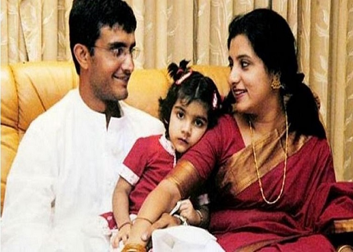 Bday Special: सौरव गांगुली को 2 बार करनी पड़ी थी शादी,तस्वीरों में देखें लव स्टोरी....