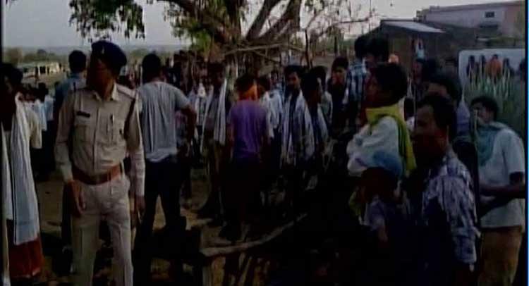 MP: छिंदवाड़ा सहकारी समिति केंद्र में आग, 25 लोगों की जलकर मौत