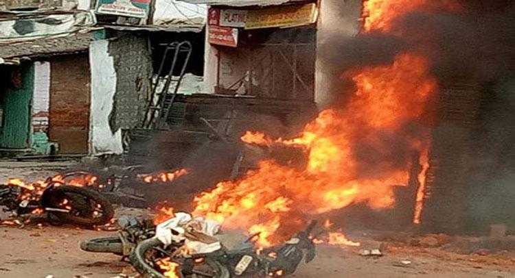 कानुपर में मुहर्रम पर योगी सरकार की सुरक्षा व्यवस्था फेल, हिंसक झड़प में 15 घायल