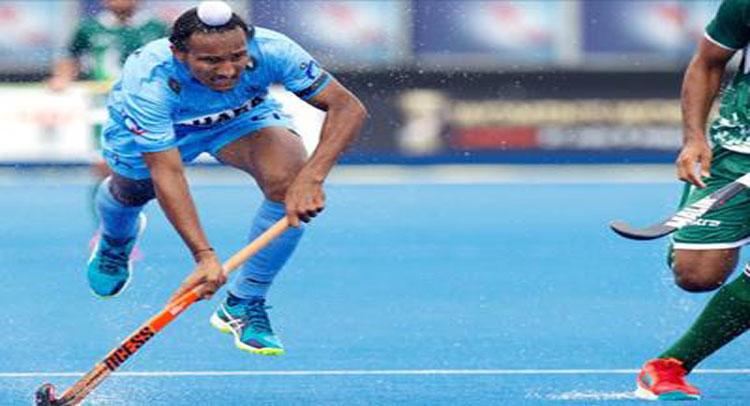 जानिए क्यों, PAK के खिलाफ मैच में भारतीय हॉकी टीम ने हाथ पर बांधी काली पट्टी
