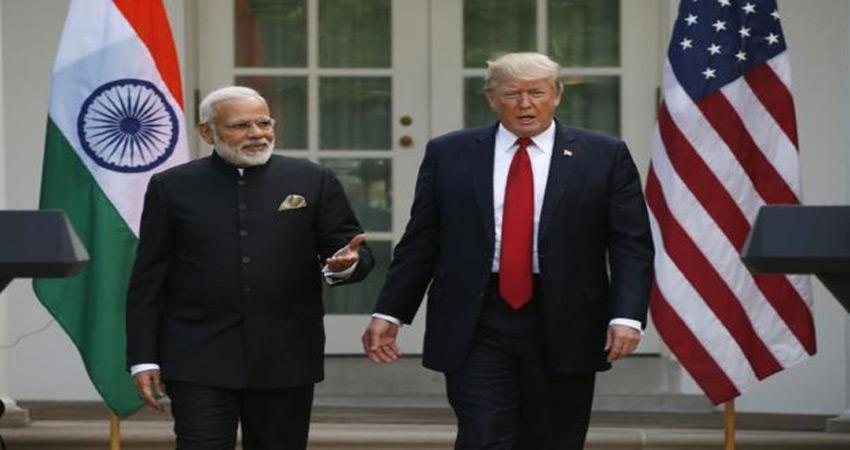 भारत-अमेरिका शांतिपूर्ण व स्थिर दुनिया के निर्माण में योगदान दे सकते हैं: PM मोदी