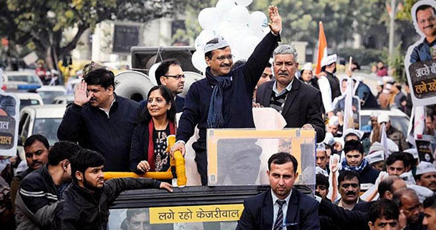 पिछले पांच वर्षों में दिल्ली के CM केजरीवाल की संपत्ति में 1.3 करोड़ का इजाफा
