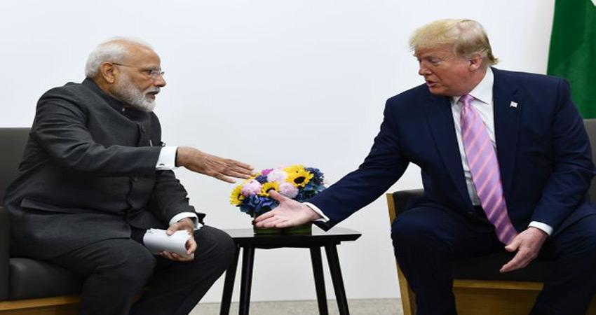 PM मोदी की ट्रंप से बातचीत, बिना नाम लिए पाकिस्तान पर साधा निशाना