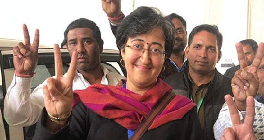 आतिशी, प्रीति तोमर समेत #AAP की 8 महिला प्रत्याशियों ने भी चुनाव में किया कमाल