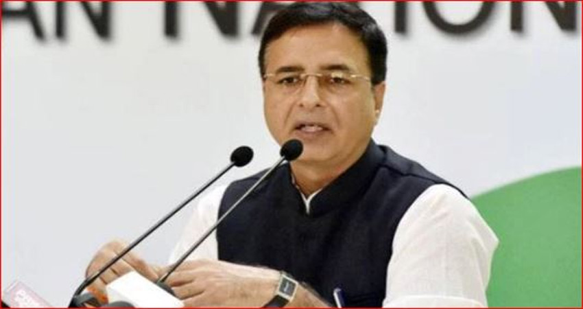 कांग्रेस का BJP पर बड़ा हमला, कहा- मोदी सरकार में लोकतंत्र खत्म हो गया