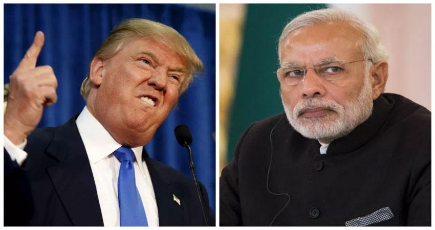 ट्रम्प की 'प्रैशर टैक्टिक्स' के चलते 'ठंडे पड़ने लगे भारत-अमरीका संबंध'