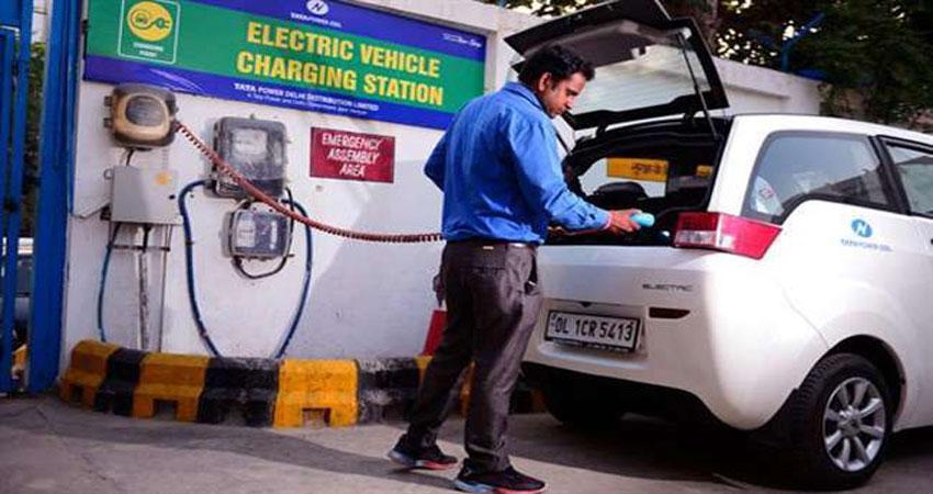 दिल्ली: Electricle Vehicles को बढ़ावा देने के लिए सरकार ने वर्किंग ग्रुप कमेठी गठित की