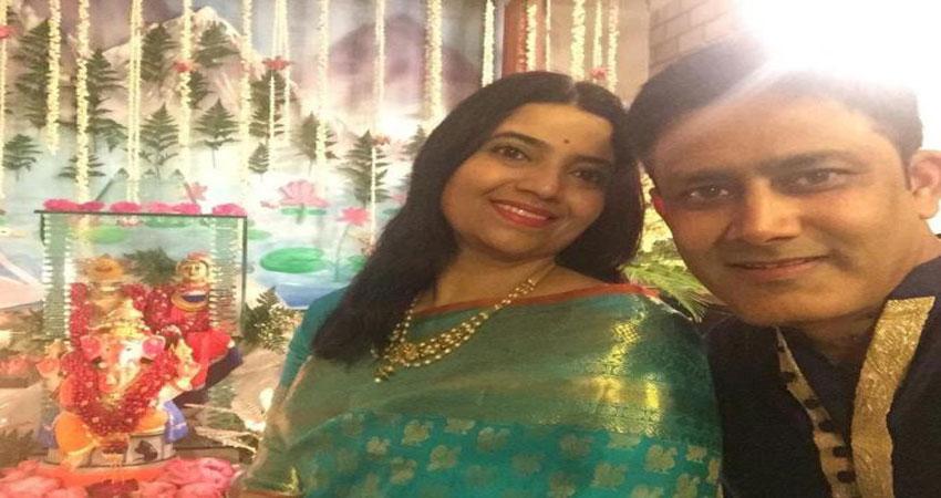 शादीशुदा से की थी अनिल कुंबले ने शादी