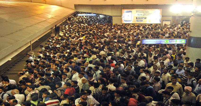 यात्रियों के लिए राहत भरी खुशखबरी! राजीव चौक मेट्रो का ट्रैफिक जल्द घटेगा