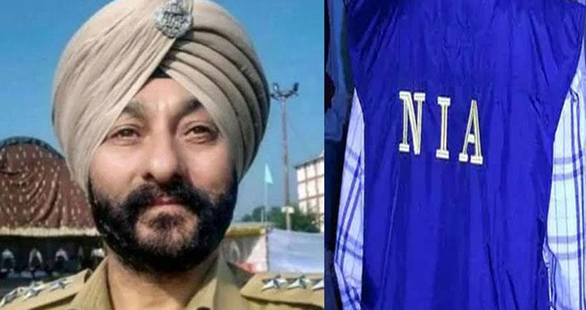 Jammu: 15 दिनों की NIA रिमांड पर भेजे गए बर्खास्त DSP दविंदर सिंह