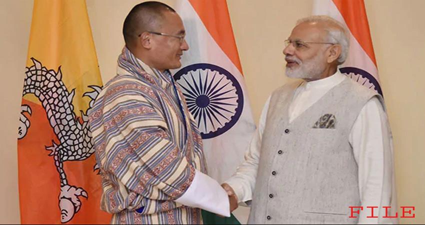 भूटान यात्रा से पहले प्रधानमंत्री शेरिंग ने की PM मोदी की तारीफ, कहा- भारत को अच्छा दोस्त
