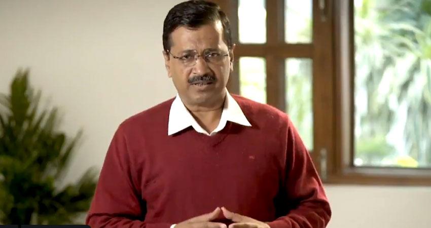 दिल्ली चुनाव एग्जिट पोल से उत्साहित AAP कार्यकर्ता स्ट्रांग रूम पर डटे