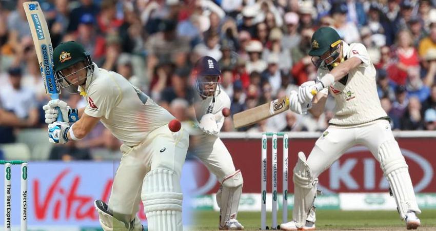 Ashes Series: मैनचेस्टर में स्मिथ- लाबुशेन ने संभाली ऑस्ट्रेलिया की पारी