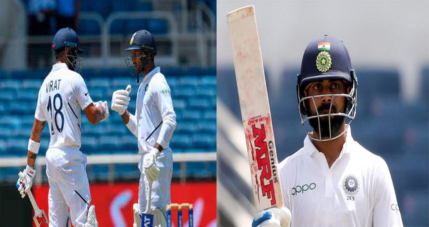 IND vs WI: वेस्टइंडीज के खिलाफ दूसरे टेस्ट में टीम इंडिया ने बनाए 6 रिकॉर्ड