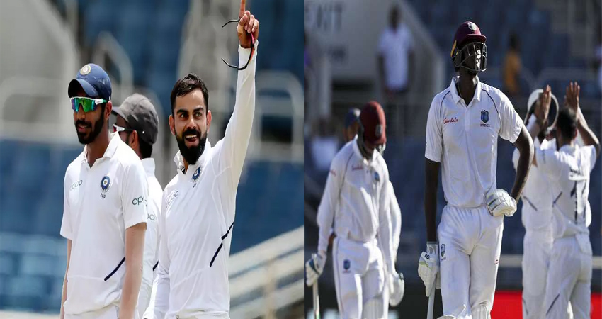 IND vs WI: भारत ने किया वेस्टइंडीज का सफाया, 257 रनों से जीता आखिरी टेस्ट