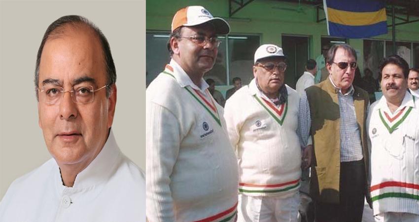 जेटली को था क्रिकेट से खास लगाव, DDCA और BCCI के लिए निभाई अहम भूमिका