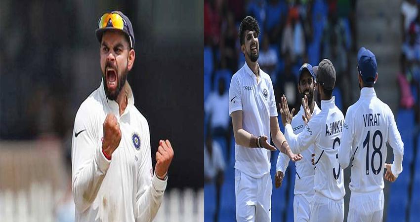 IND vs WI: विराट ने तोड़ा दिग्गजों का रिकॉर्ड, बने विदेशी सरजमीं के सबसे सफल भारतीय कप्तान